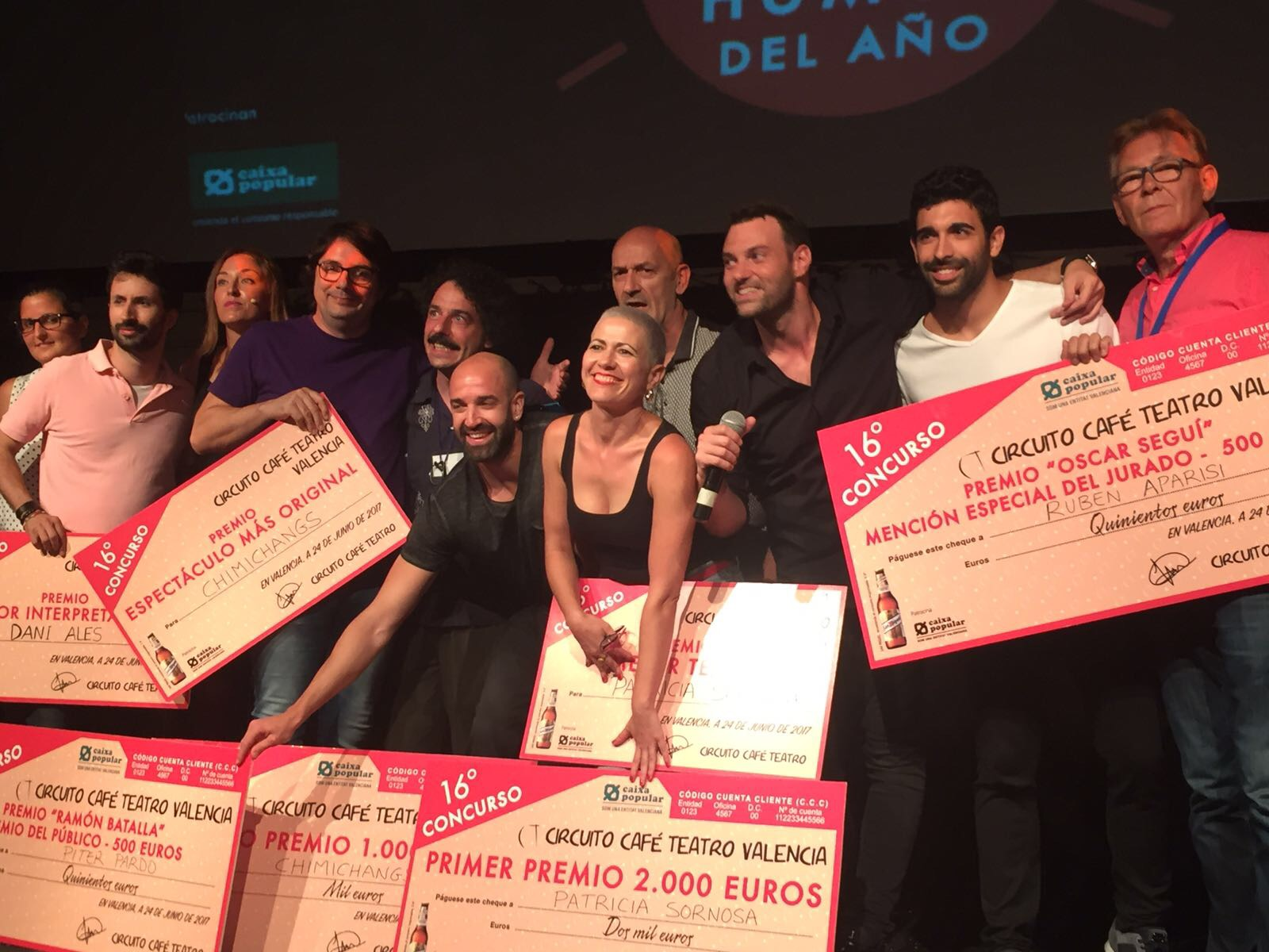 Lo último de la 16ª temporada del Circuito Café Teatro Valencia en el Teatro Flumen